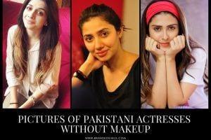 Pakistani Actresses without Makeup 15 Shocking Photos