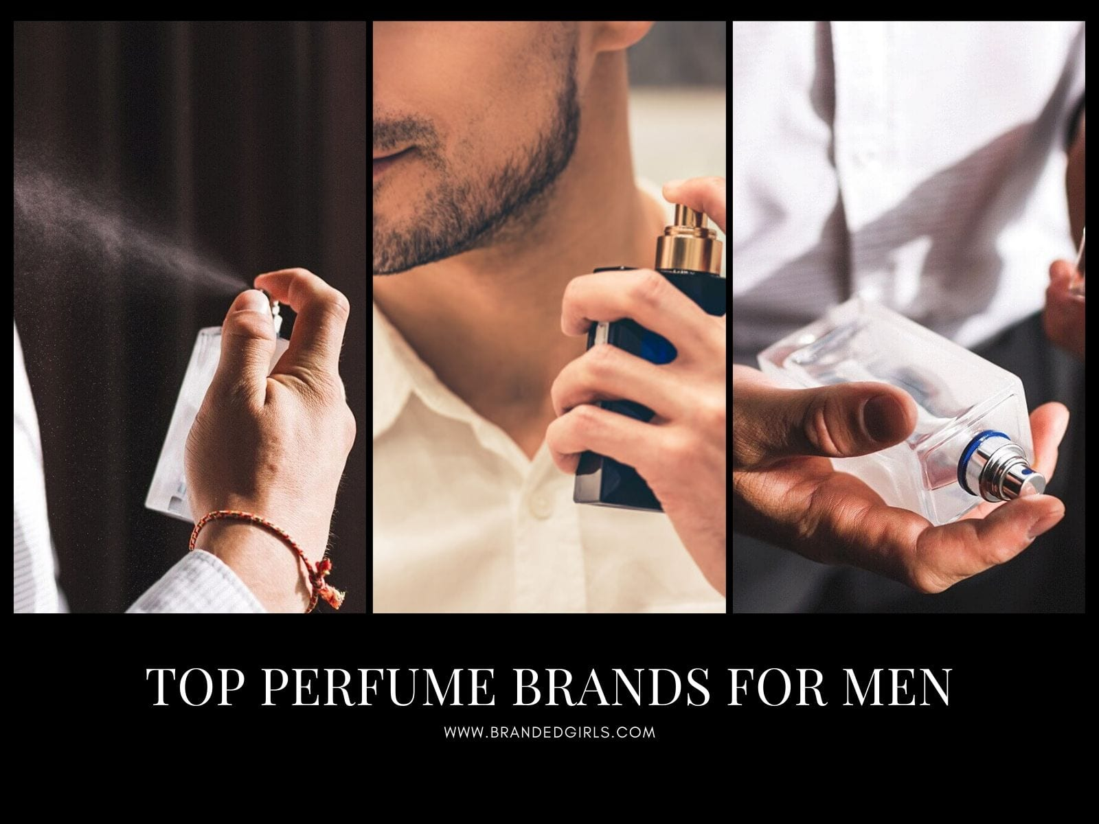 Perfume-Brands-for-Men Top 10 Perfume Brands for Men 2020 - Fresh List