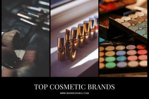 Top Cosmetic Brands – 15 Most Popular Beauty Brands List