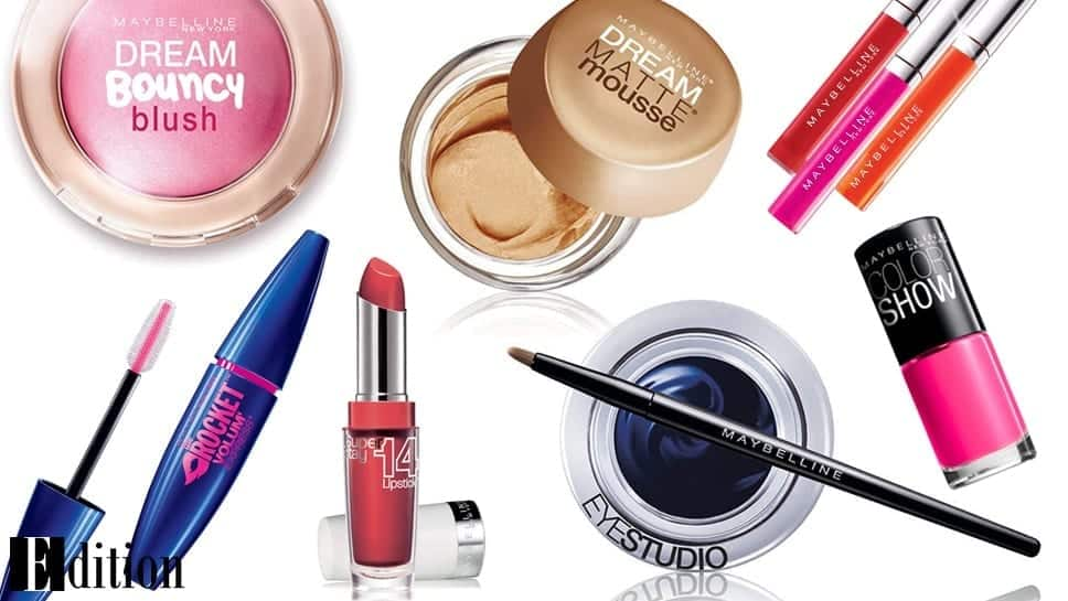Top-picks-from-Maybelline-New-York-Pakistan Top Cosmetic Brands 2018-10 Most Popular Beauty Brands List