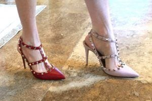 Name Brands Of Expensive Flat Heel Shoes