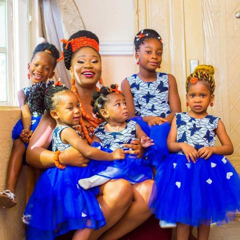 Xquisite_designs-768x768 Ankara Styles for Babies-19 Adorable Ankara Dresses For Kids 2019