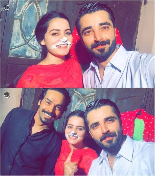 aiman-khan Pakistani Celebrities Snapchat-25 Pakistani Snapchat Accounts to Follow