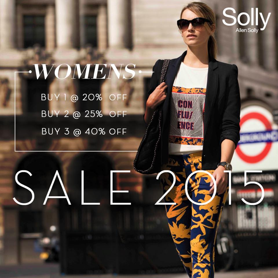allensollywomen Fashion Brands in India-Top 10 Best Clothing Brands in India for Women