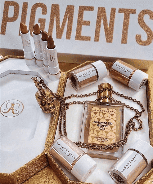 anastasia Top 18 Most Expensive Cosmetic Brands In The World 2019
