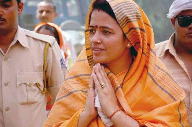 beautiful-indian-politician-2 21 Most Beautiful Female Politicians in India