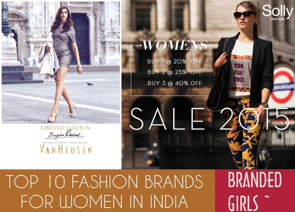 brands-for-women-in-india-1024x736 Fashion Brands in India-Top 10 Best Clothing Brands in India for Women