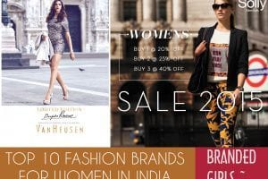 Fashion Brands in India-Top 10 Best Clothing Brands in India for Women