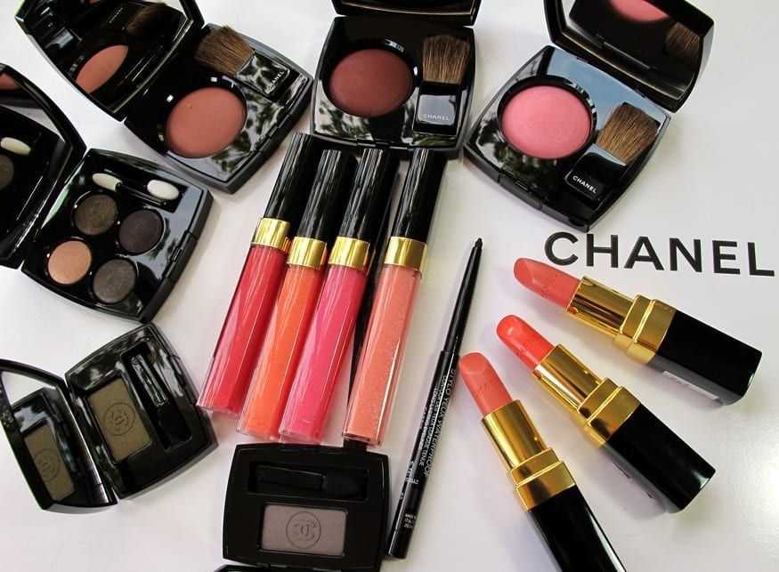 chanel-makeup-14 Top 10 Most Expensive Cosmetic Brands In The World 2018