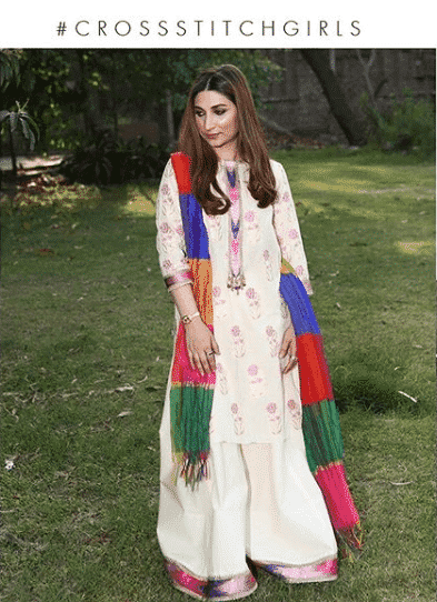 cross-stitch 26 Most Expensive Women's Clothing Brands in Pakistan 2019