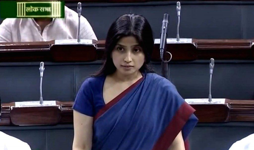 dimple-yadav-1024x604 18 Most Beautiful Indian Politicians