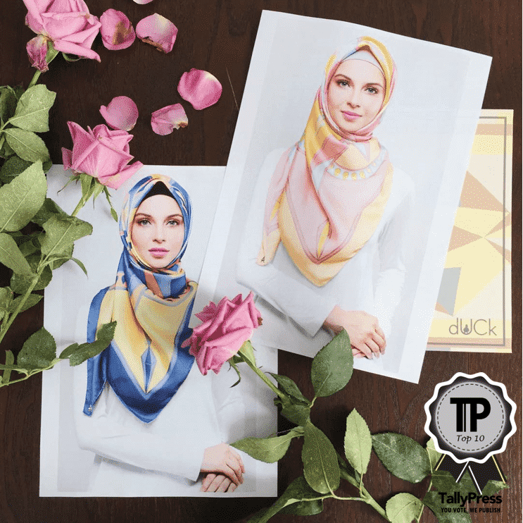 duck-scarves Top 10 Hijab Brands - Best Brands for Hijabis to Try this Year