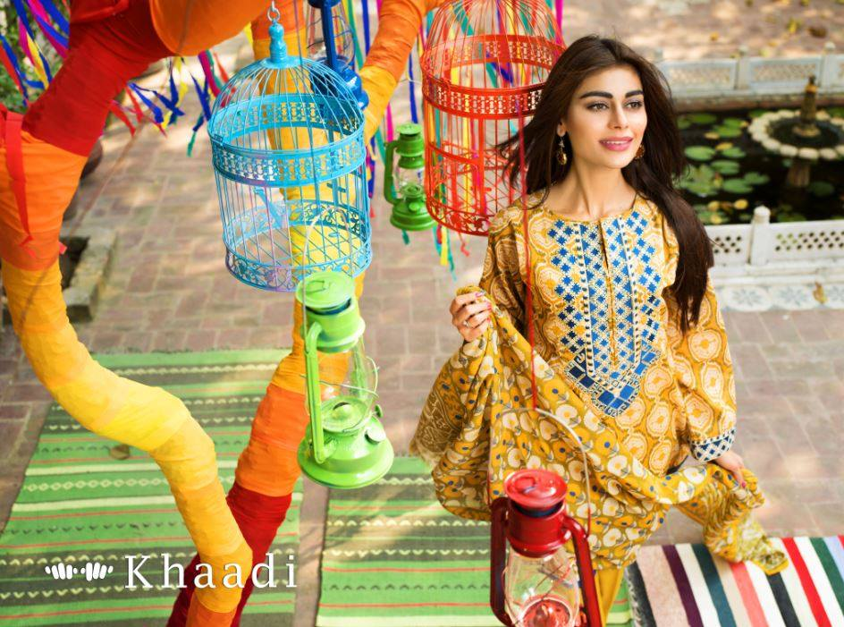 khaadi 26 Most Expensive Women's Clothing Brands in Pakistan 2019