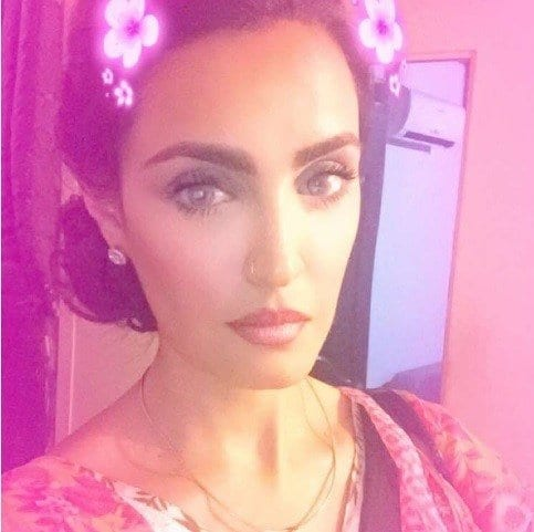 nadia-hussain-snapchat2 Pakistani Celebrities Snapchat-25 Pakistani Snapchat Accounts to Follow