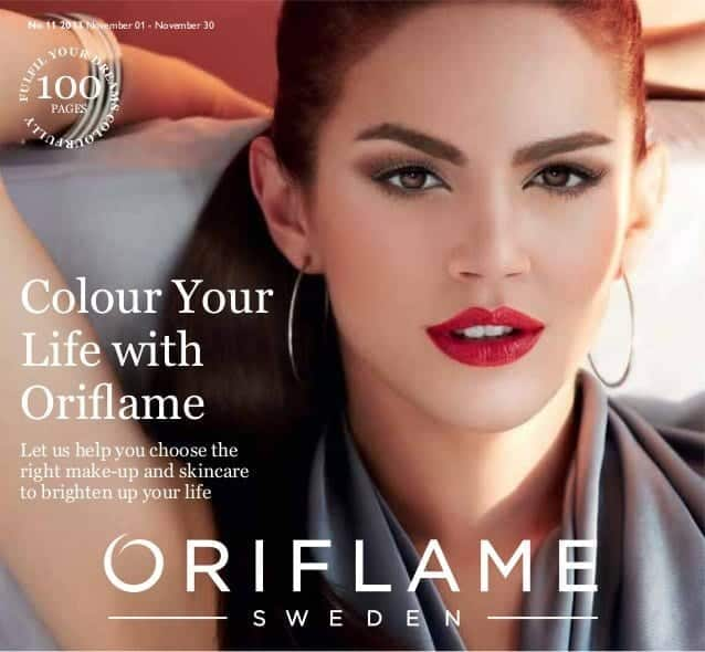 oriflame-india-catalogue-november-2013-1-638 Top 10 Most Expensive Cosmetic Brands In The World 2018