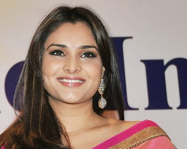 ramya-aka-divya 21 Most Beautiful Female Politicians in India
