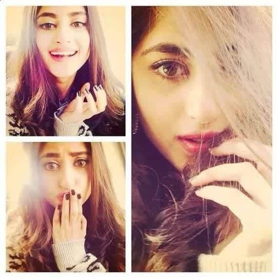 sajal-ali Pakistani Celebrities Snapchat-25 Pakistani Snapchat Accounts to Follow