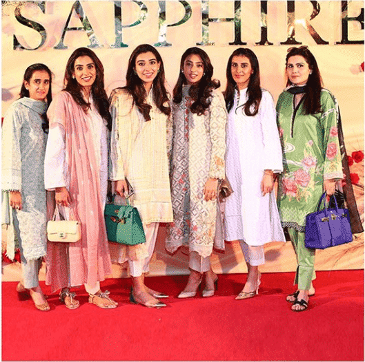 sapphire 26 Most Expensive Women's Clothing Brands in Pakistan 2019