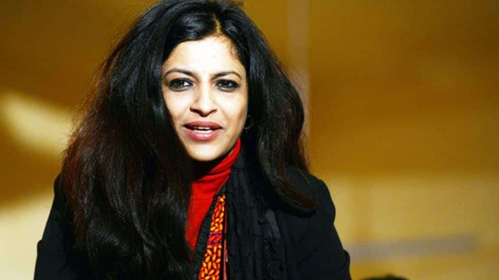shazia-ilmi-1024x576 18 Most Beautiful Indian Politicians