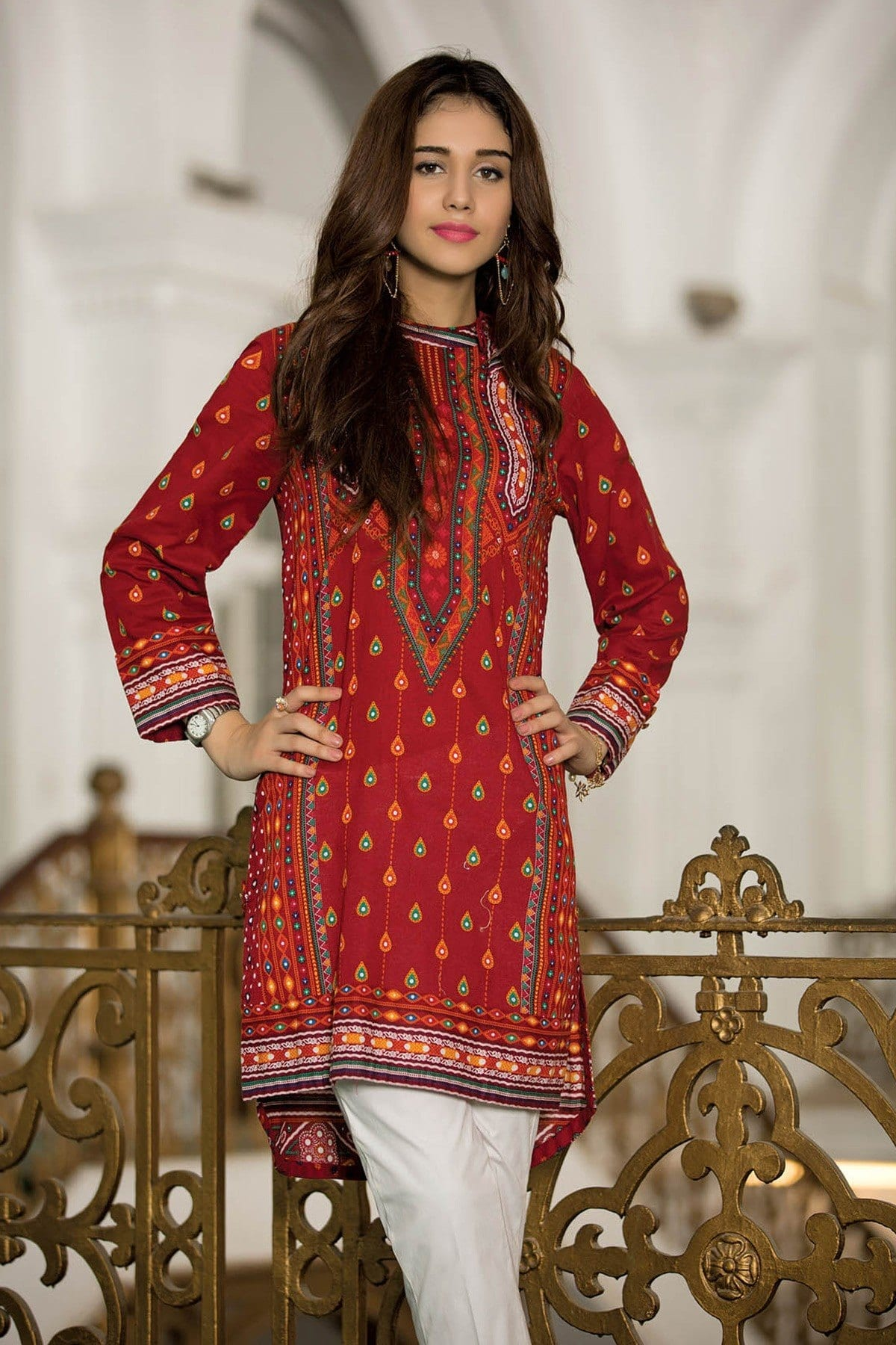 18 Latest Kurti Styles For Women