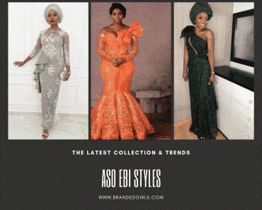 latest aso ebi styles
