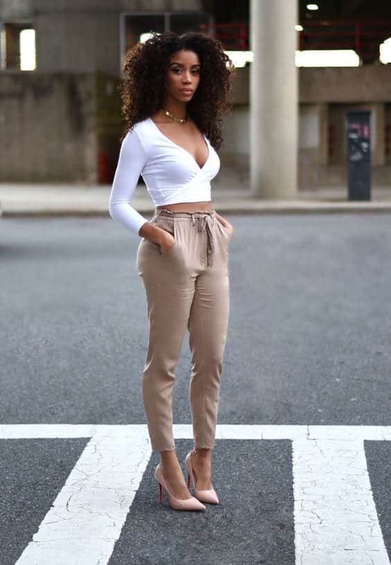 Accessories-to-wear-at-Work-1 Work Outfits for African Women-25 Professional Attires