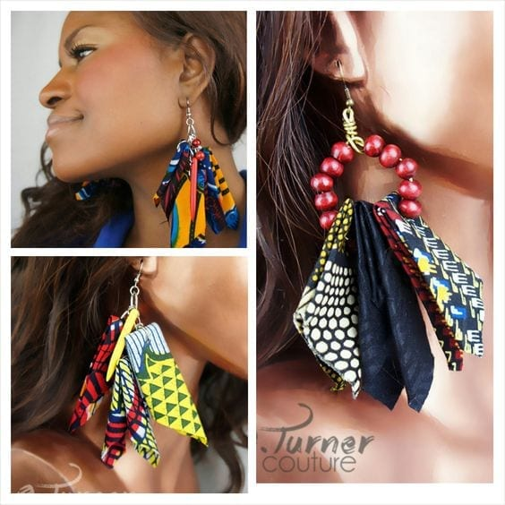 Ankara-Accessories-for-Weddings Ankara Styles for Wedding-17 Cool Ankara Dresses for Wedding 2019