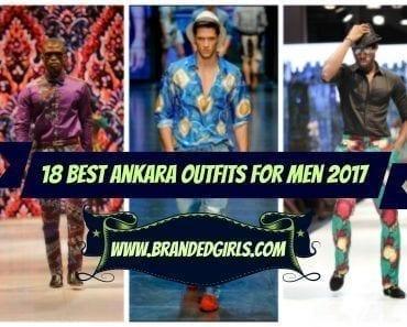 Ankara Styles for Guys-18 Best Ankara Outfits for Men 2017