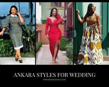 Ankara Styles for Weddings
