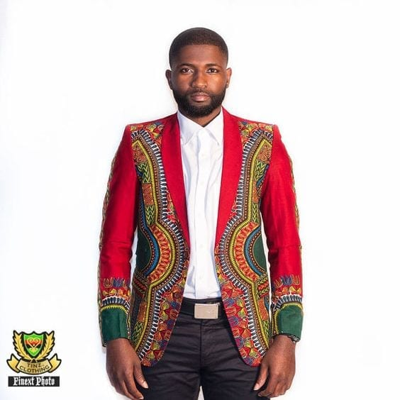 Ankaras-for-Grooms Ankara Styles for Wedding-17 Cool Ankara Dresses for Wedding 2019