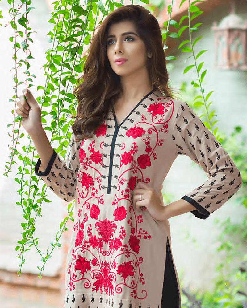 Charizma1 Latest Kurti Designs 2019 From Top 20 Kurti Designers These Days