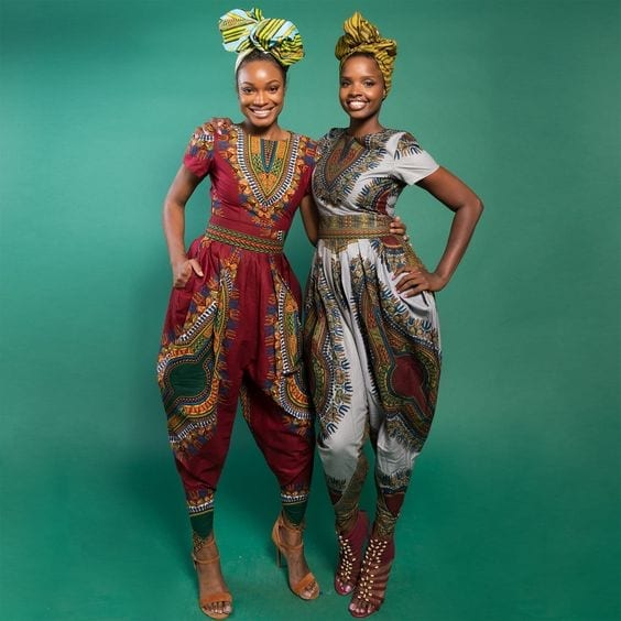 Dashiki-Style-Ankara-Dresses Ankara Styles for Wedding-17 Cool Ankara Dresses for Wedding 2019