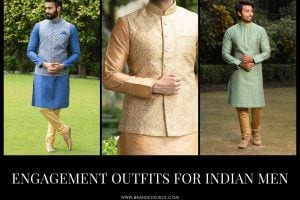 20 Best Engagement Outfits For Indian Men To Wear In 2021