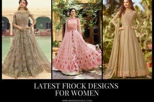 33 Latest Frock Styles To Try This Year For A Unique Look