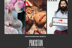 List Of International Brands Working In Pakistan (1)