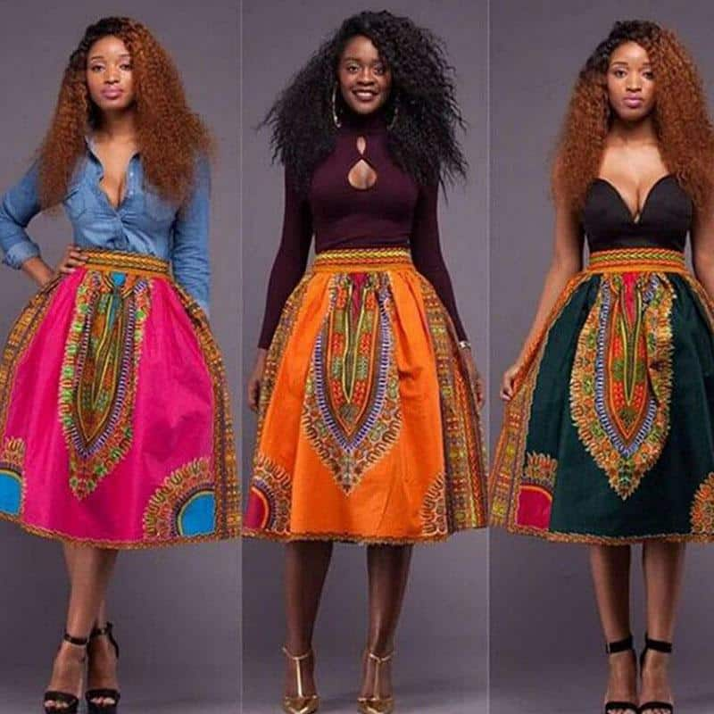 Nigerian-Formal-Dresses Work Outfits for African Women-25 Professional Attires