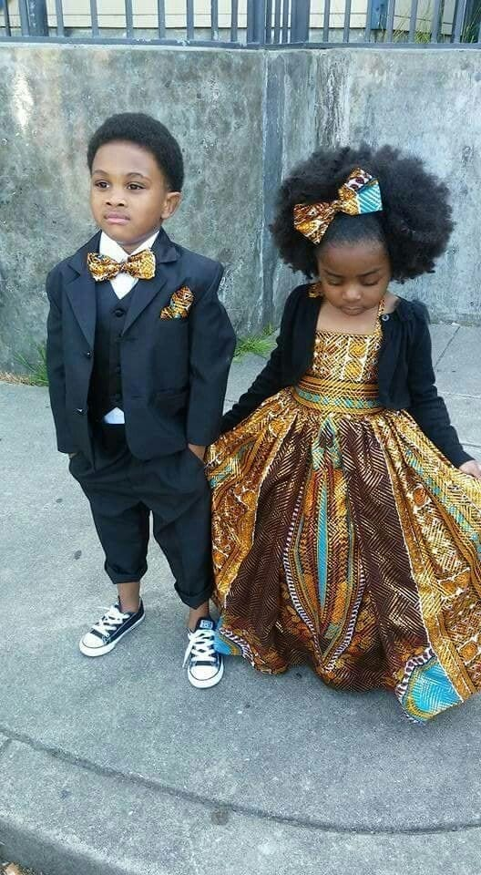 Wedding-Ankaras-for-Kids Ankara Styles for Wedding-17 Cool Ankara Dresses for Wedding 2019