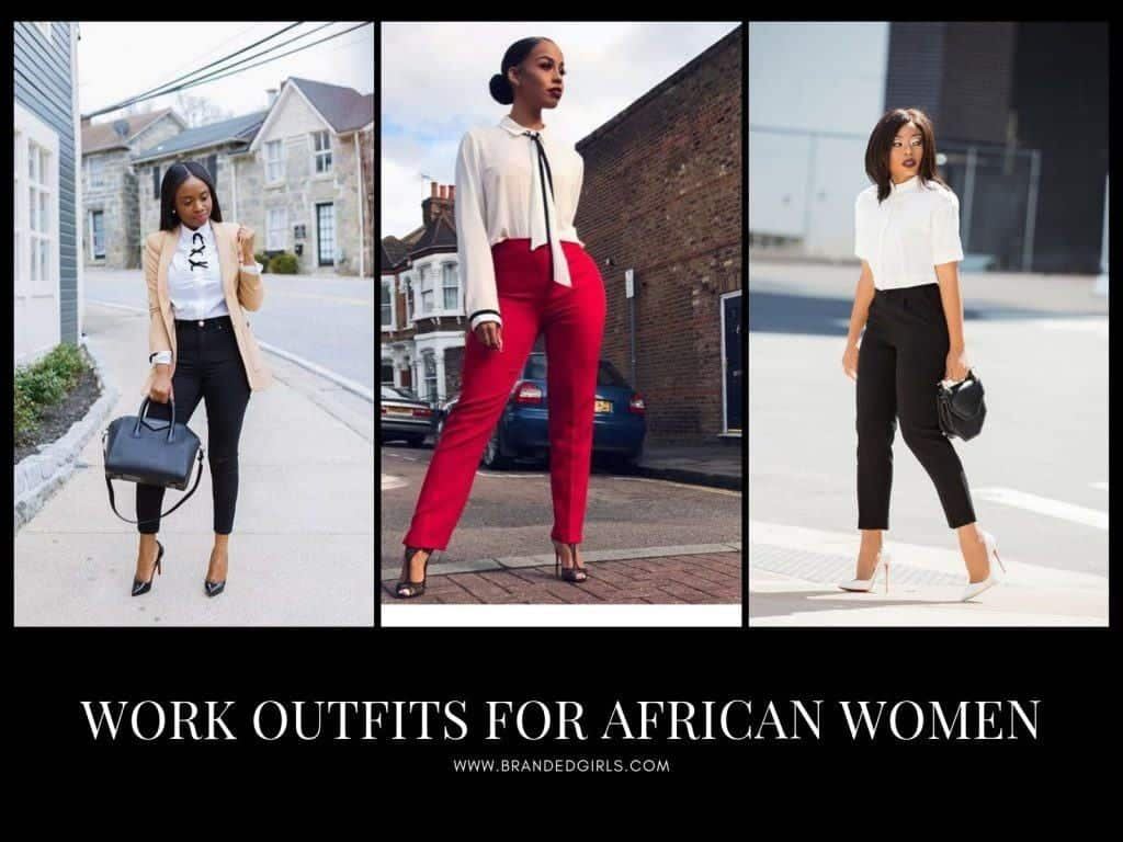 Work-Outfits-for-African-Women-1024x768 Work Outfits for African Women-25 Professional Attires