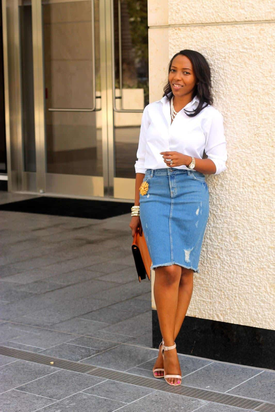 Working-Outfits-for-Teenagers Work Outfits for African Women-25 Professional Attires
