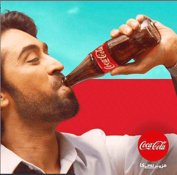 coca-cola International Brands in Pakistan–List of all Foreign Brands in Pakistan