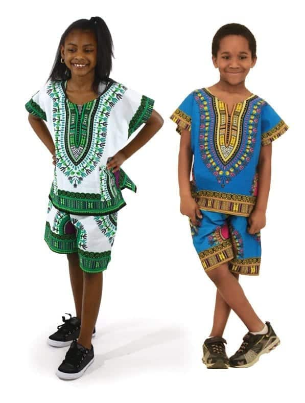 cultural-african-frocks-for-girls African Dress Styles for Kids-19 Cute African Attire for Babies