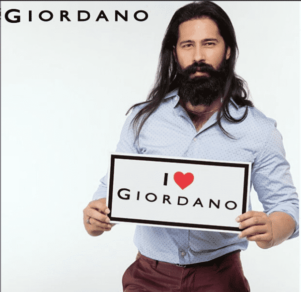 giordano International Brands in Pakistan–List of all Foreign Brands in Pakistan