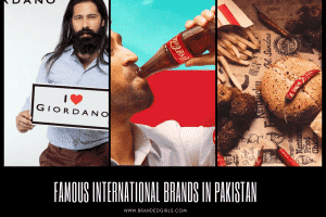 List Of Top International Brands In Pakistan (1)