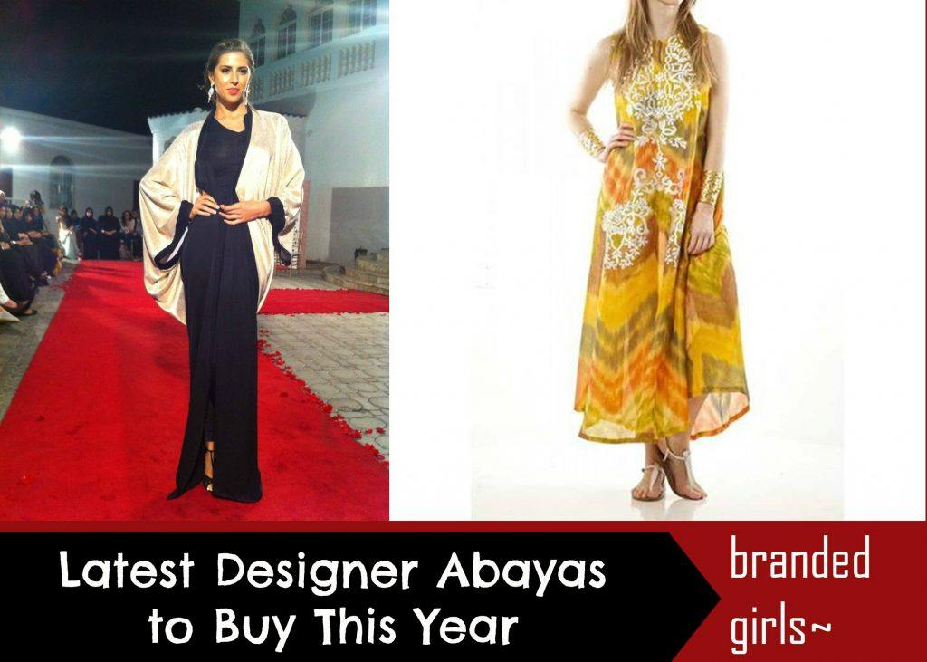 latest-designer-abayas-to-buy-this-year-1024x731 Top Abaya Designers - Top 10 Abaya Brands in the World 2019