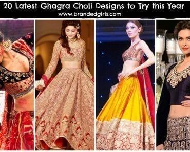 best lehngacholi designs