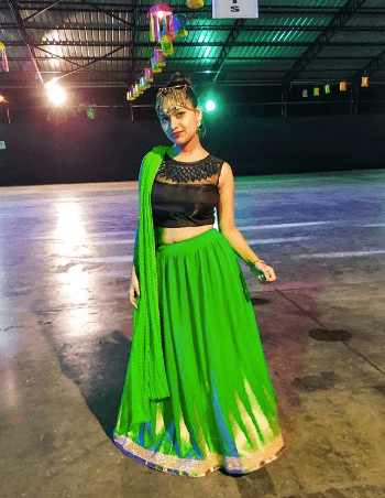 latest-ghagra-choli-outfits 2020 Ghagra Choli Designs - 22 Latest Lehnga Choli Styles