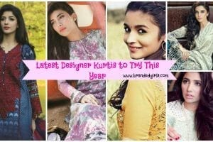 kurtas by designer brands