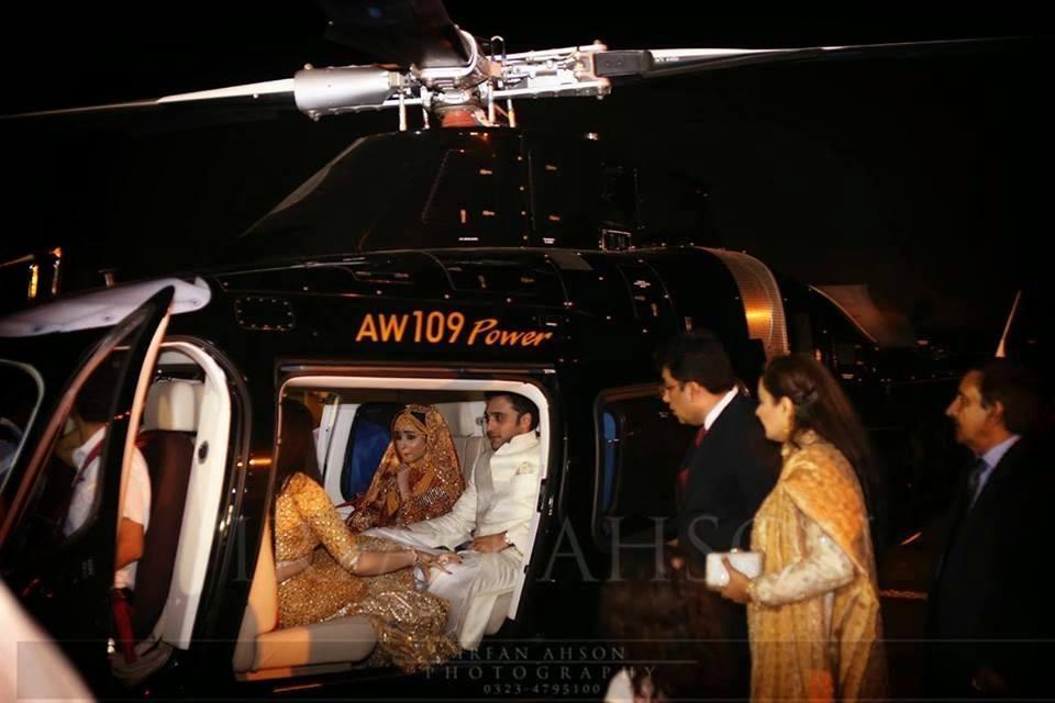 malik-riaz-grand-daughter-wedding-4 Top 5 Expensive Weddings in Pakistan - Most Lavish Pakistani Weddings