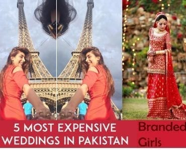 most expensive weddings in pakistan