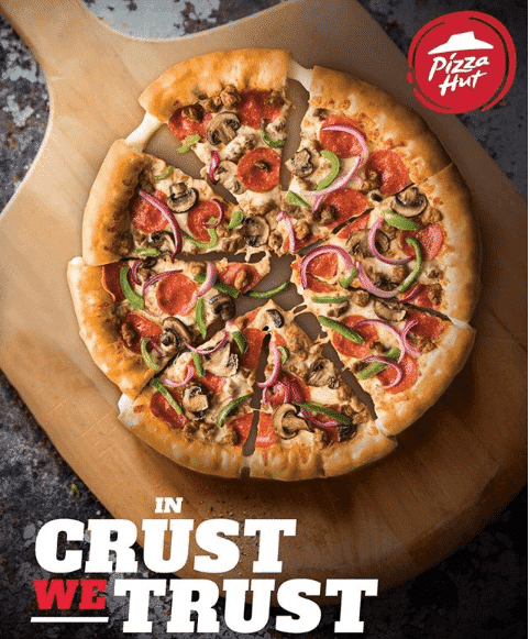 pizza-hut International Brands in Pakistan–List of all Foreign Brands in Pakistan